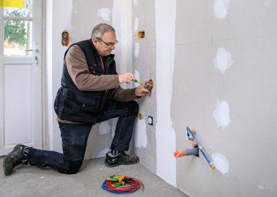 Installation électrique en neuf et en rénovation