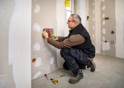 Installation électrique en neuf et en rénovation - Gilles Dumay
